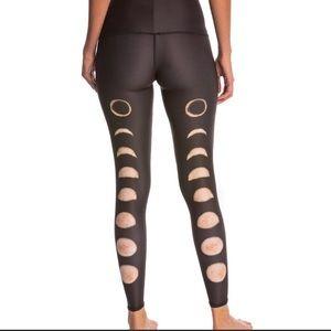 Teeki new moon black hot pants